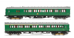 Hornby R3257 BR 2-BIL 2 Car Electric Multiple Unit Train Pack